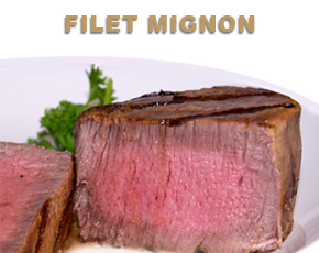 Filet mignon from Calvetti Meats