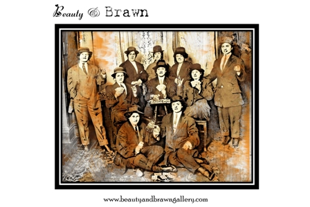 Beauty and Brawn Gallery graphic