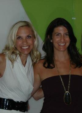 Tami Conway and Leanne Kurtzweil