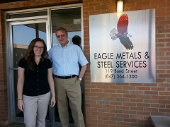 EAGLE METALS & STEEL SERVICES