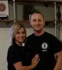 Brandon and Rebecca Tole of Bronzed Spray Tanning
