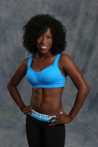 Nadege Beauvoir of Cheer Tumbling Dynamics