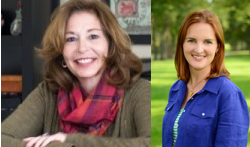 Susan Weisenborne and Theresa Sullivan of Wayfinder Advisors