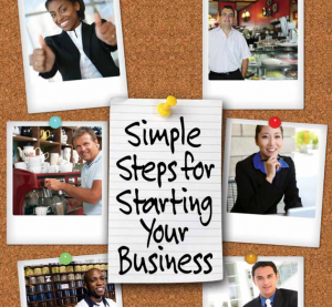 Simple Steps for Starting Your Business Workbook - How to Start a Business Chicago