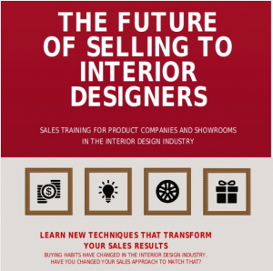 The Future of Selling to Interior Designers
