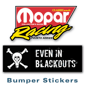 Impro Graphics bumper stickers