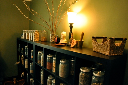 Chinese medicine at Apricot Grove in Evanston