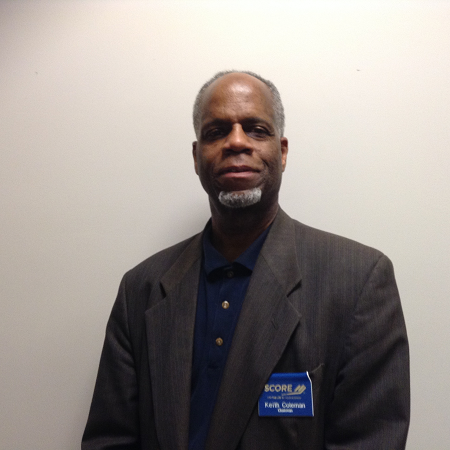 Keith Coleman, Chairperson at SCORE Chicago